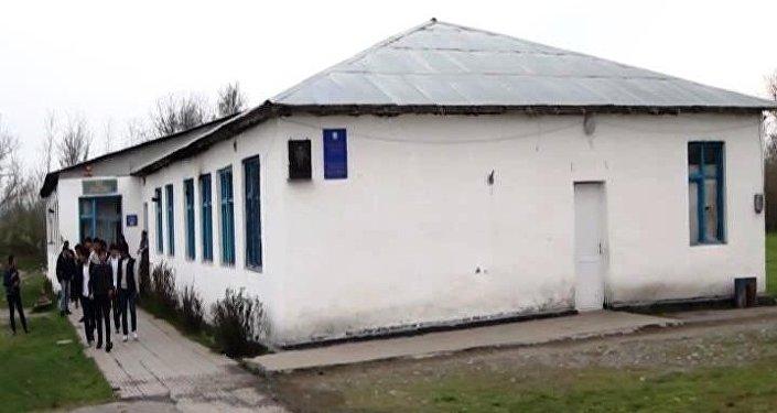 Qəbələnin Mamaylı kənd məktəbi