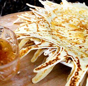 Блины по-балакенски: рецепт приготовления махара