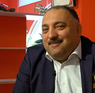 Багирзаде: очень хочу, чтобы мы все поддержали Парвану