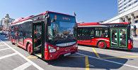 Автобус BakuBus, фото из архива