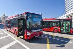 BakuBus MMC-nin avtobusları
