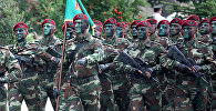 Силы специальных операций Азербайджана на военном параде 2011 года