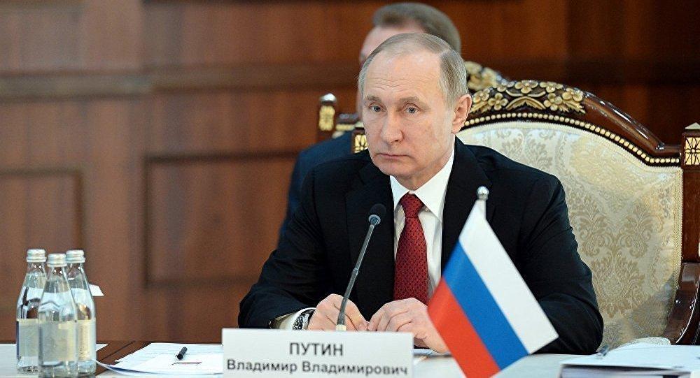 Электронное оформление документов натовары должно стать обязательным вЕврАзЭС— Путин