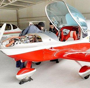 Обучение пилотированию самолета Viper стоит 6,2 тысячи евро