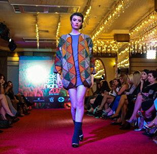 Весенний модный показ Baku Fashion Night 2017
