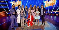 Маргарита Суханкина с участниками Международный вокальный конкурс Ты супер!
