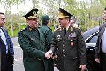 Закир Гасанов и Хусейн Дехган