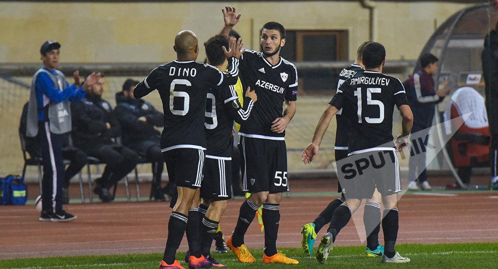 азербайджан футбол габала