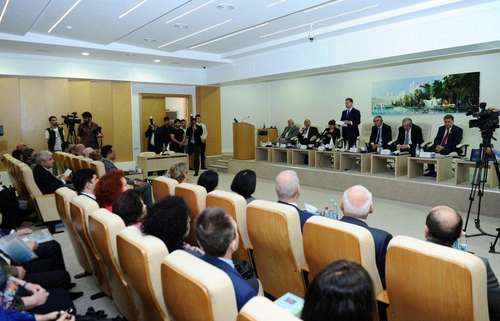 Первый международный форум кавказоведов
