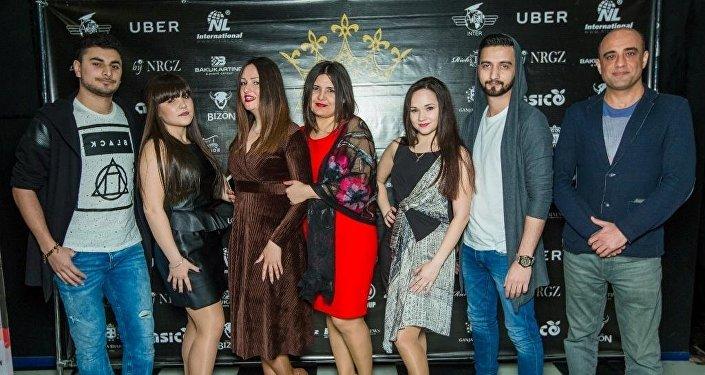 Полуфинал национального конкурса красоты Miss Top Model Azerbaijan-2017