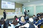 Презентация инновационного центра Сколково в Баку