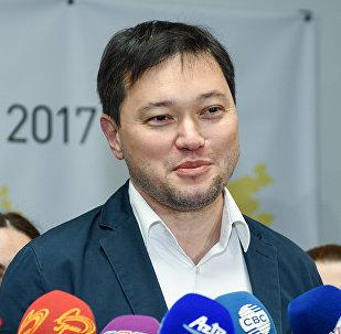 Генеральный директор Технопарка Сколково Ренат Батыров