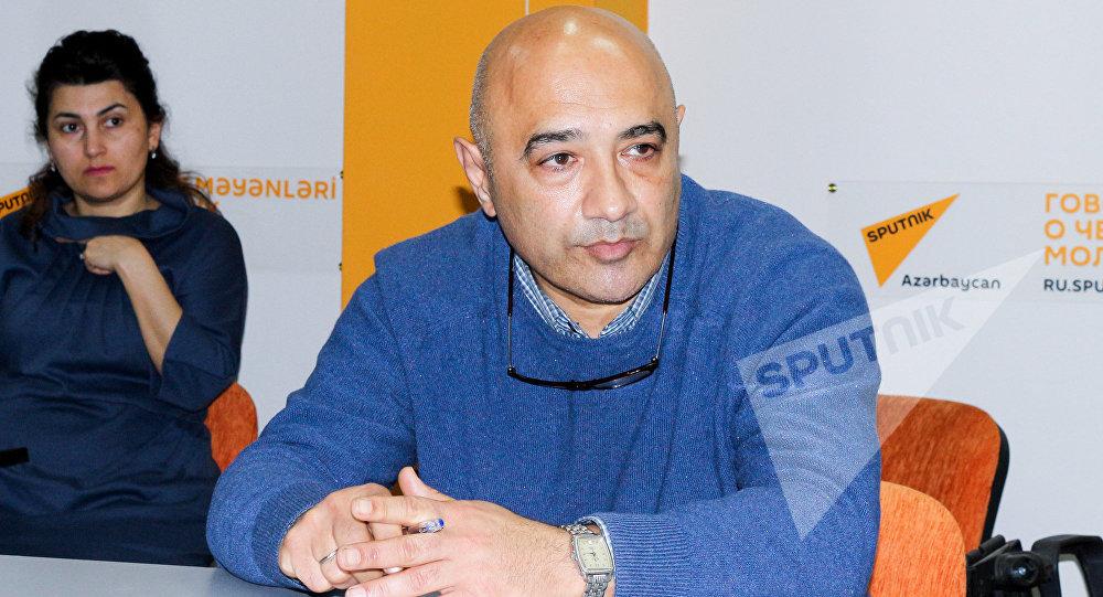 Политолог Тофик Аббасов