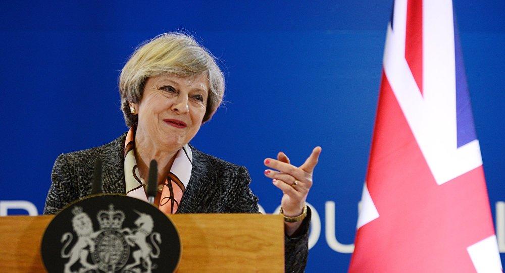 Досрочные парламентские выборы наБританских островах пройдут 8июня
