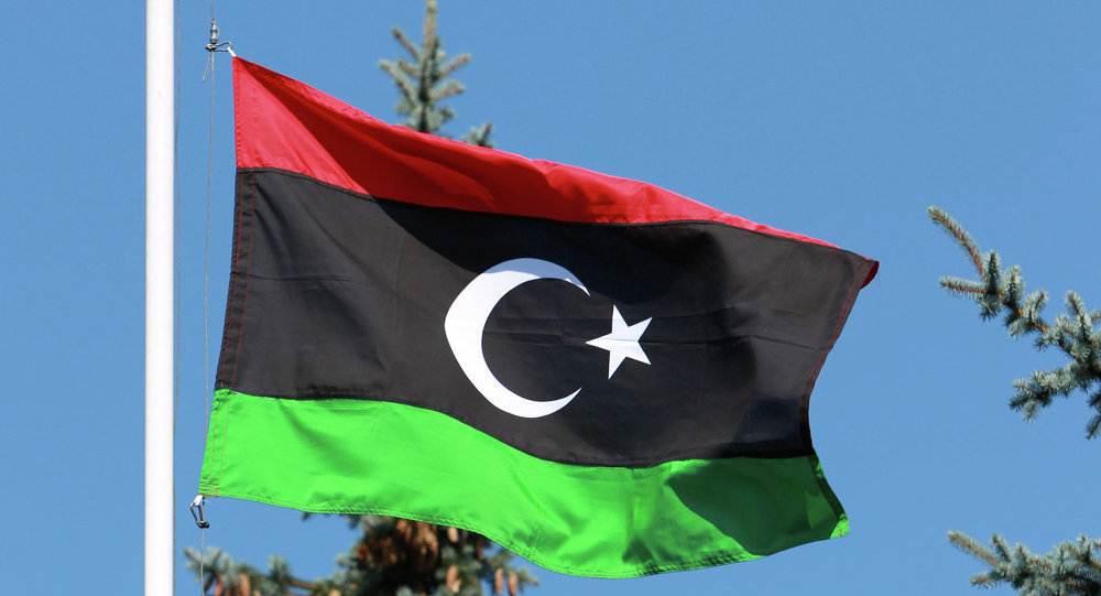 Liviya bayrağı ile ilgili görsel sonucu