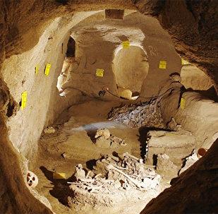 Подземный город возраст которого насчитывает 2 000 лет, фото из архива