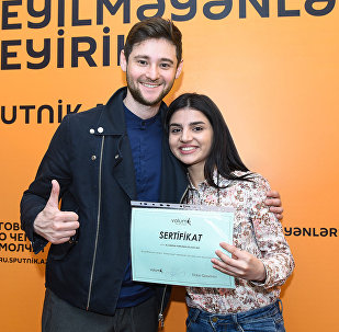 Эльдар Гасымов и Парвана Алджанова