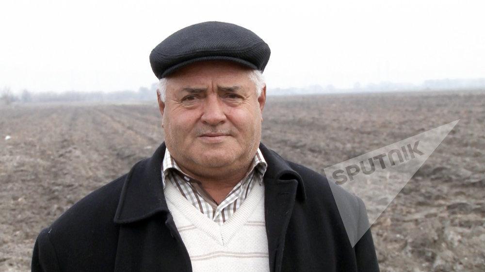 Фермер Низами Наджафов