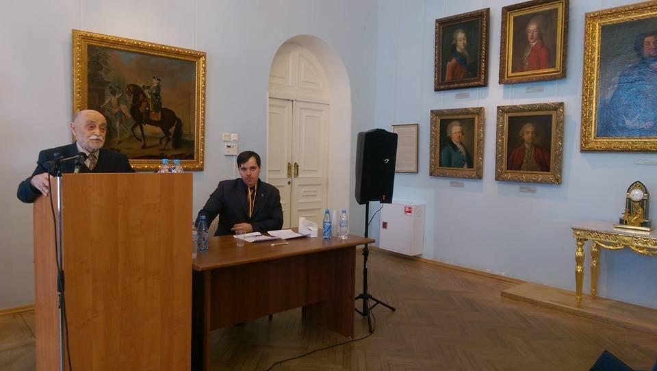 Профессор Али Раджабли