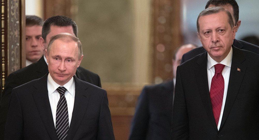 Эрдоган едет к Путину