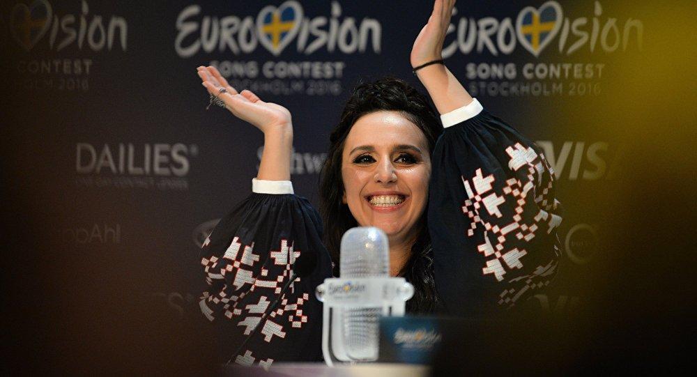 Джамала представит новейшую  песню впроцессе  финала Евровидения