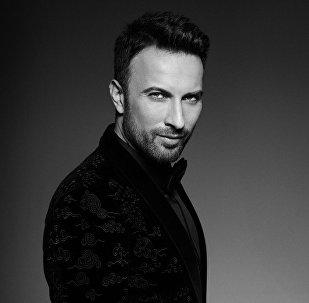 Популярный турецкий певец Таркан, фото из архива