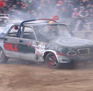 Битва машин в Беларуси