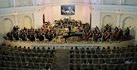 Открытие Международного фестиваля Мстислава Ростроповича в Баку