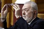 Председатель Парламентской ассамблеи Совета Европы Педро Аграмунт, архивное фото