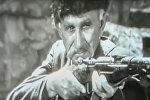 Исмаил Османлы в роли Калантара  в фильме Семеро сыновей моих