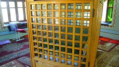 Прах Шейх Захида хранится в Лянкяране