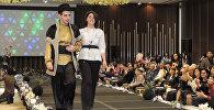 Благотворительный модный показ Аутист – отличный от нас и один из нас