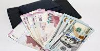 Manat və dollar