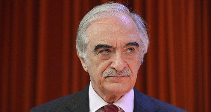 Посол Азербайджанской Республики в РФ Полад Бюльбюльогу, фото из архива
