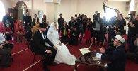 Avroviziya-2016 yarışmasının qalibi, ukraynalı müğənni Camalanın nikah mərasimi