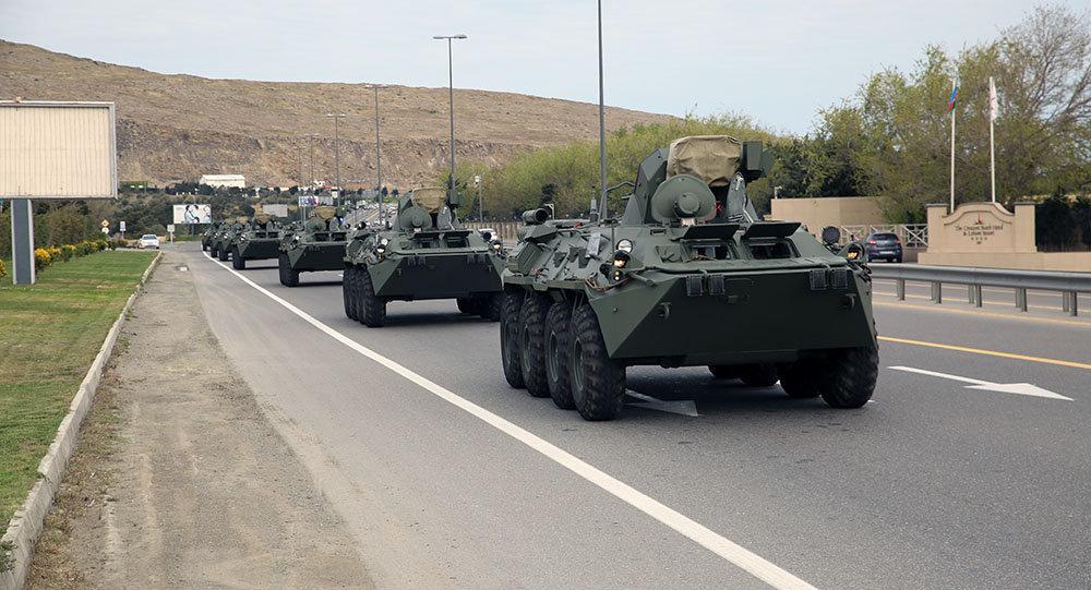 Rusiyadan Azərbaycana yeni partiya müasir silahlar və hərbi texnika ile ilgili görsel sonucu