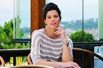 Braziliyalı model Larissa Gacemer