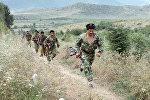 Азербайджанские разведчики в ходе Карабахской войны, 1 июня 1992 года
