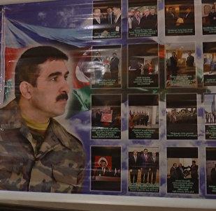 История подвигов героя Карабахской войны голобум экране