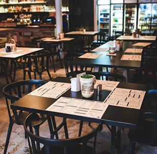 Ресторан, фото из архива