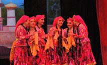 Гала-концерт десятого Общереспубликанского фестиваля студенческого творчества Студенческая весна