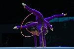 Открытие Кубка мира по художественной гимнастике в Баку, фото из архива