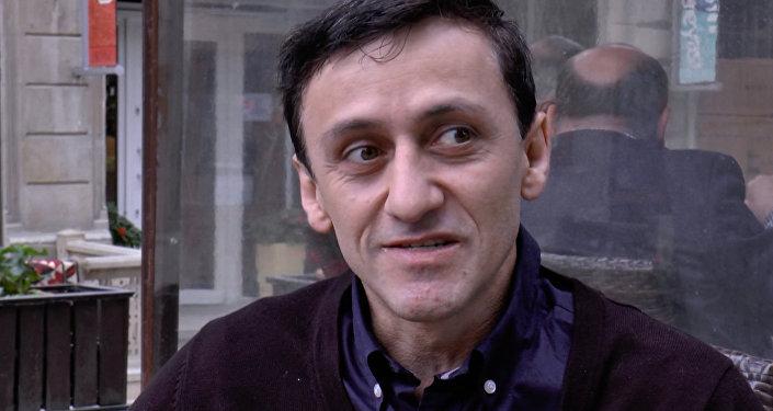 Бакинский армянин: хочу вернуться и дожить свои дни в Баку