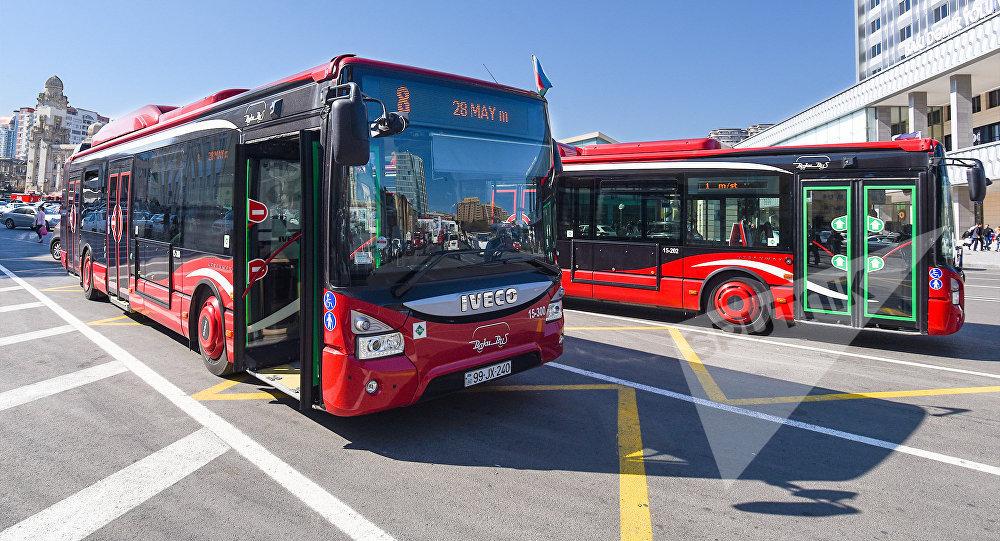 Автобусы ООО BakuBus