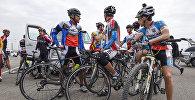 В Баку стартовал велотур Tour d' Azerbaijan-2017