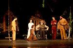 """ƏSA Teatrının səhnəsində """"Yuxum"""" romantik komediyasının premyerası keçirilib"""