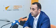 Директор Центра истории Кавказа, старший научный сотрудник Института права и прав человека Национальной академии наук Азербайджана Ризван Гусейнов