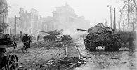 Последние бои за Берлин, май 1945 года