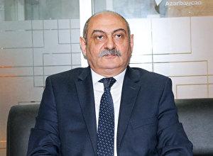 Azərbaycan Milli Qeyri-Hökumət Təşkilatları Forumunun prezidenti Rauf Zeyni