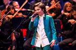 Выступление Рустама Керимова на международном музыкальном фестивале детского и юношеского творчества Бонджорно, Сан-Ремо!